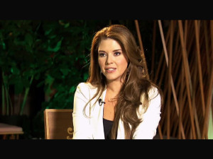 Alicia Machado as Claudia Ordaz