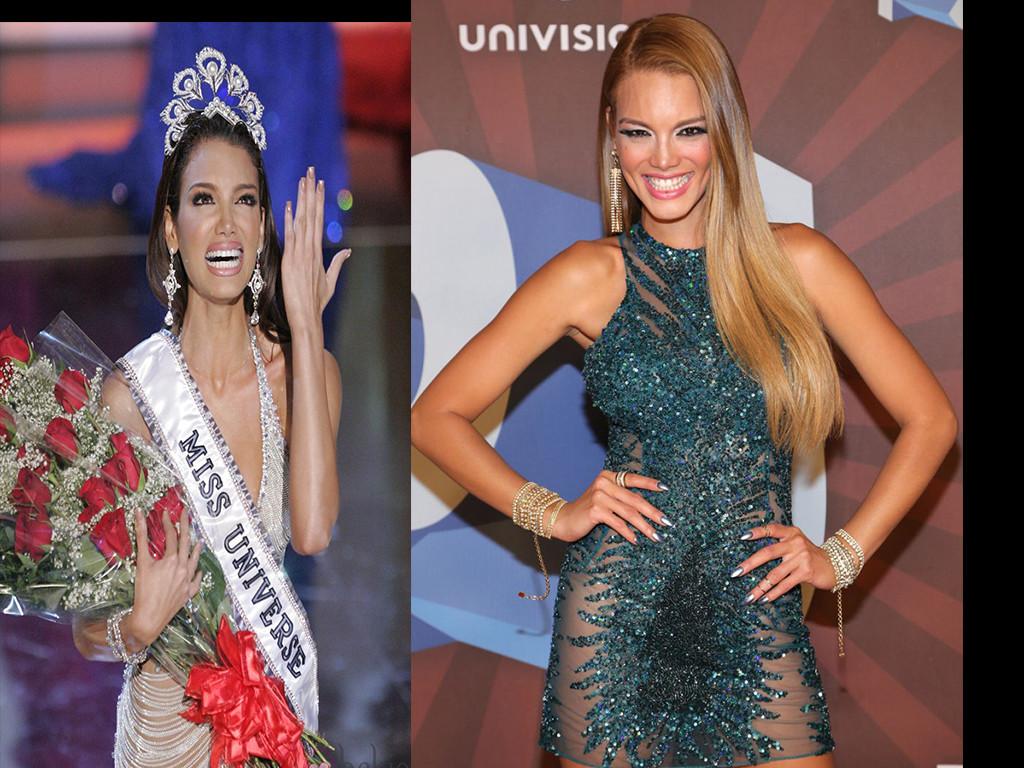 4 Latino Miss Universe Winners Turned Telenovela Actresses.